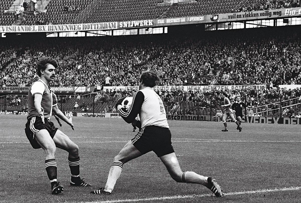 1 augustus 1979, Feyenoord - PSV (1-0)