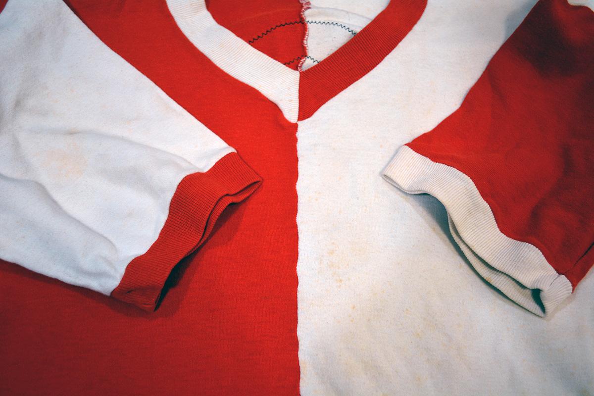 1969 - 1970, Bukta Feyenoord Shirt (4)