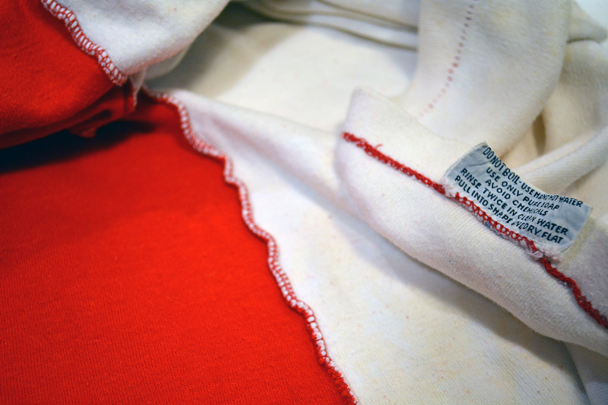 1969 - 1970, Bukta Feyenoord Shirt (6)