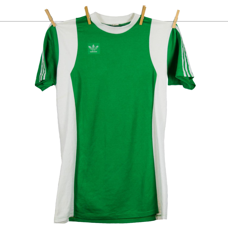 1977 - 1978 Adidas Erima Feyenoord uitshirt, Groen