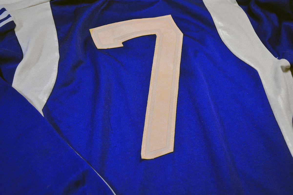 1980 - 1981, Adidas Feyenoord Uitshirt, Nr. 7 (3)