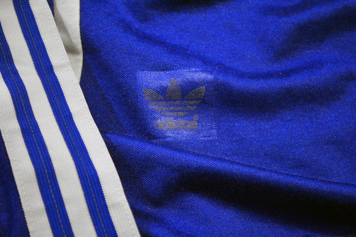 1980 - 1981, Adidas Feyenoord Uitshirt, Nr. 7 (5)