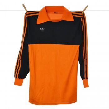 1981 - 1982, Matchworn Adidas Feyenoord Keepersshirt, Nr. 1 - Joop Hiele