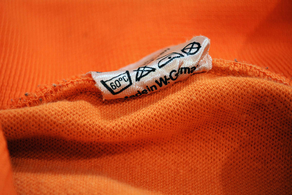 1981 - 1982, Adidas Feyenoord Keepersshirt, Nr. 1 - Joop Hiele (4)