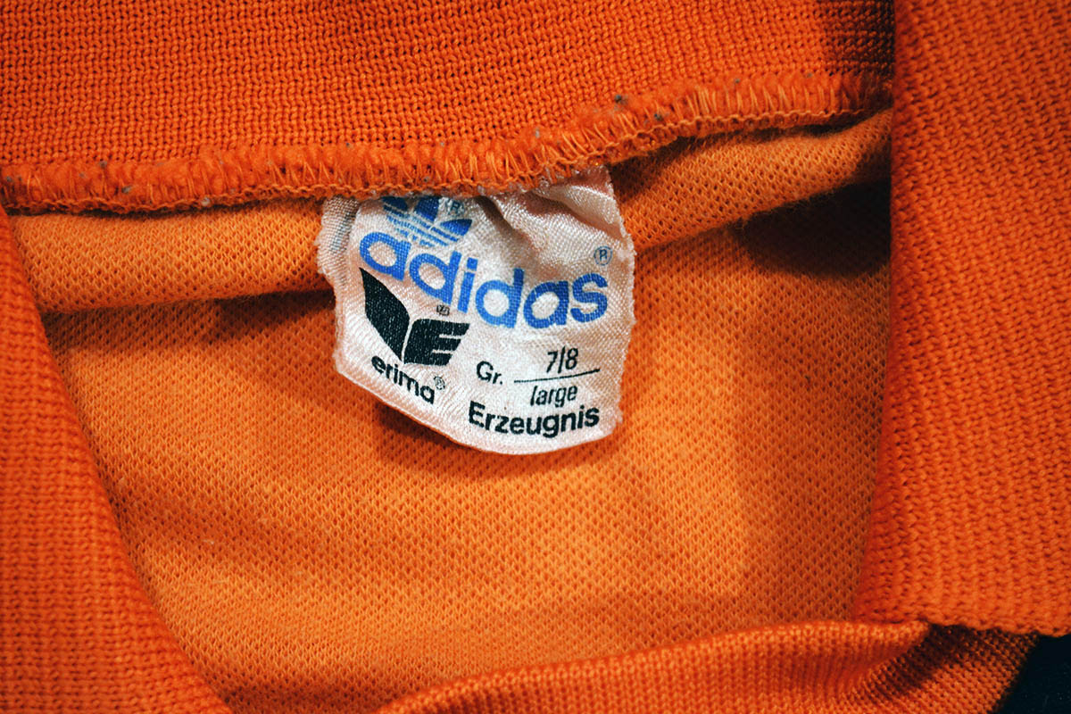 1981 - 1982, Adidas Feyenoord Keepersshirt, Nr. 1 - Joop Hiele (5)