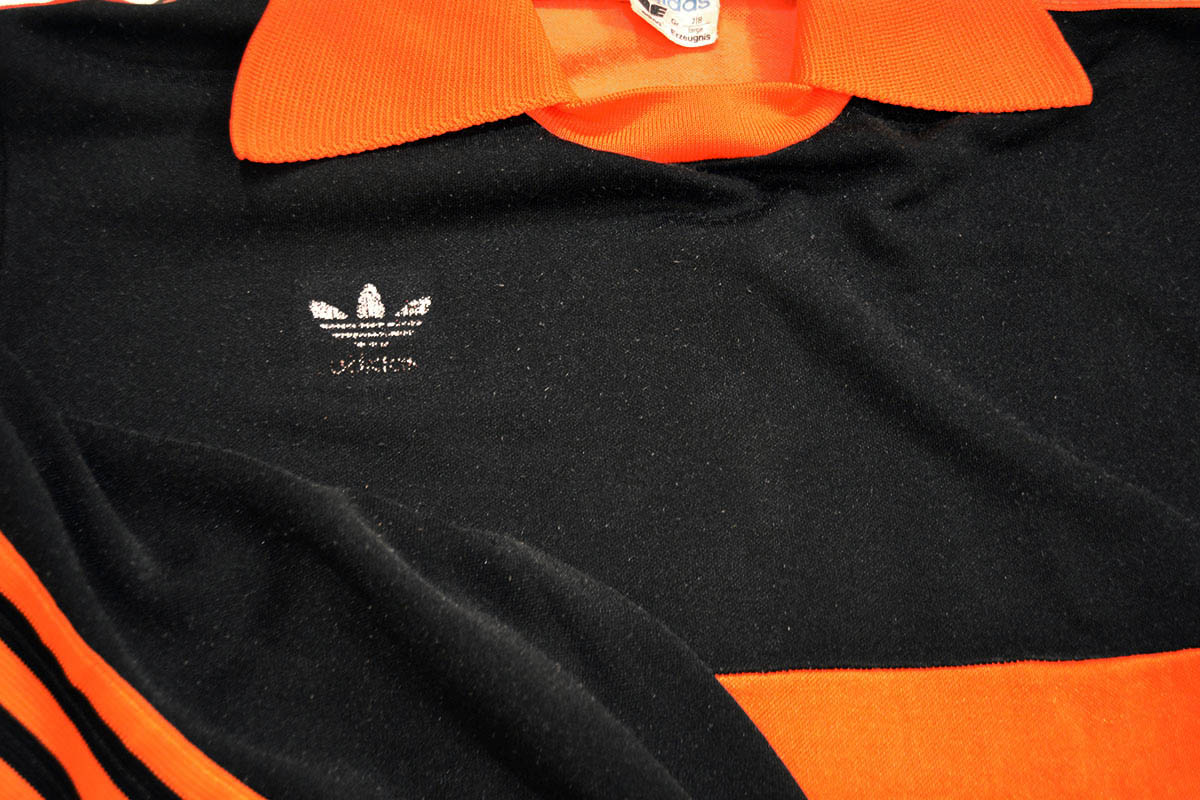 1981 - 1982, Adidas Feyenoord Keepersshirt, Nr. 1 - Joop Hiele (6)