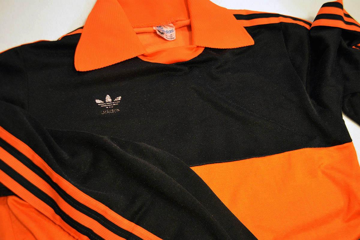 1981 - 1982, Adidas Feyenoord Keepersshirt, Nr. 1 - Joop Hiele (7)