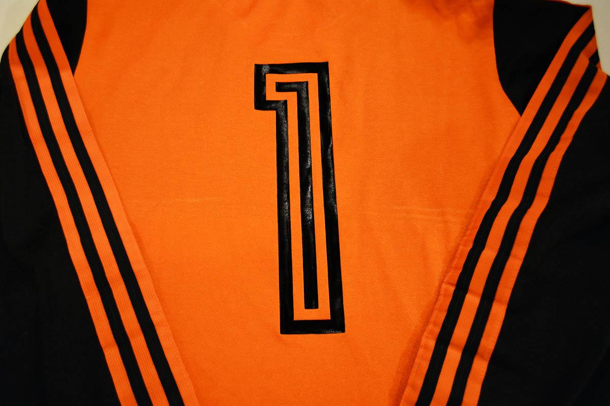 1981 - 1982, Adidas Feyenoord Keepersshirt, Nr. 1 - Joop Hiele (8)