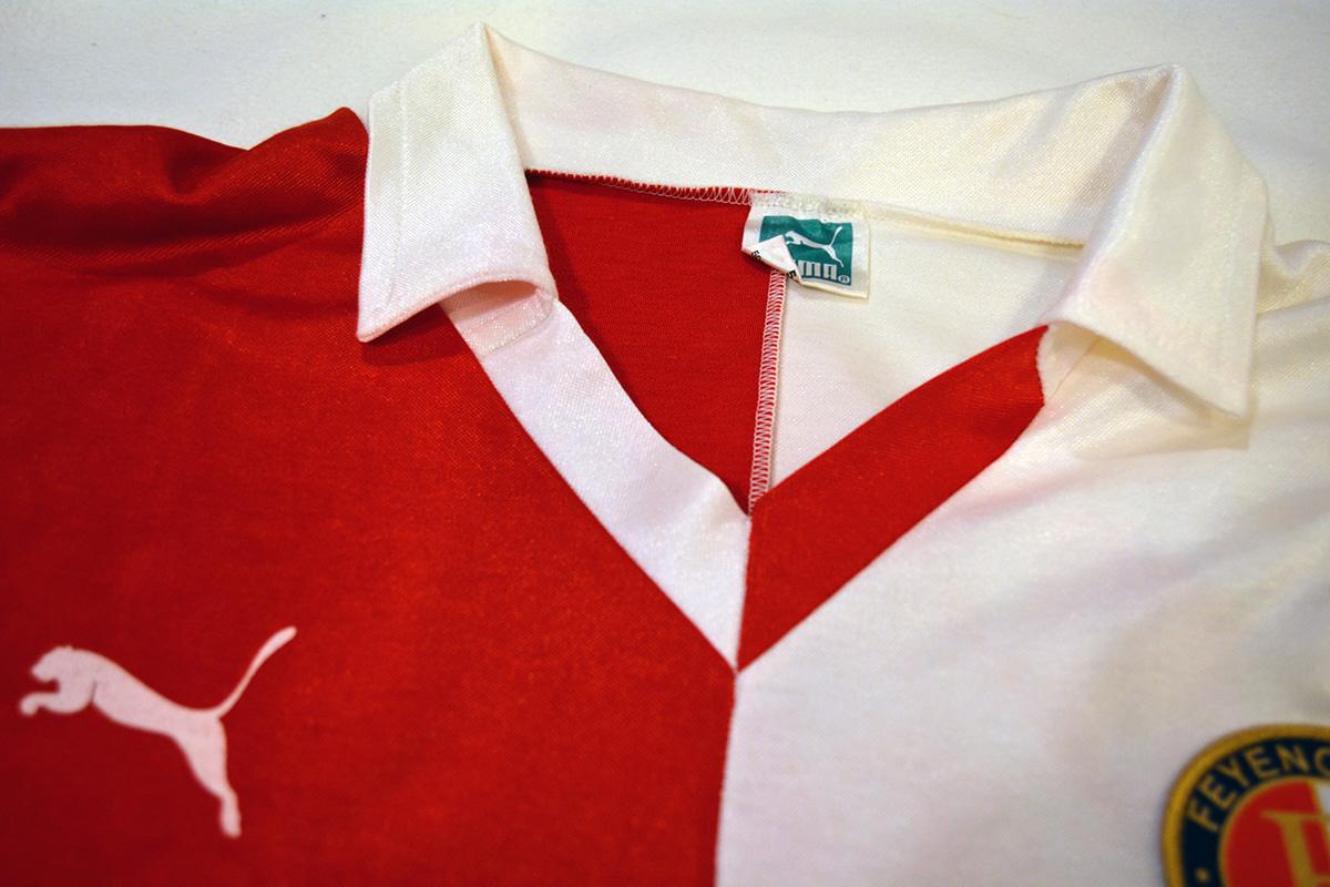 1983 - 1984, PUMA Feyenoord Thuisshirt, Sponsor Gouden Gids (6)