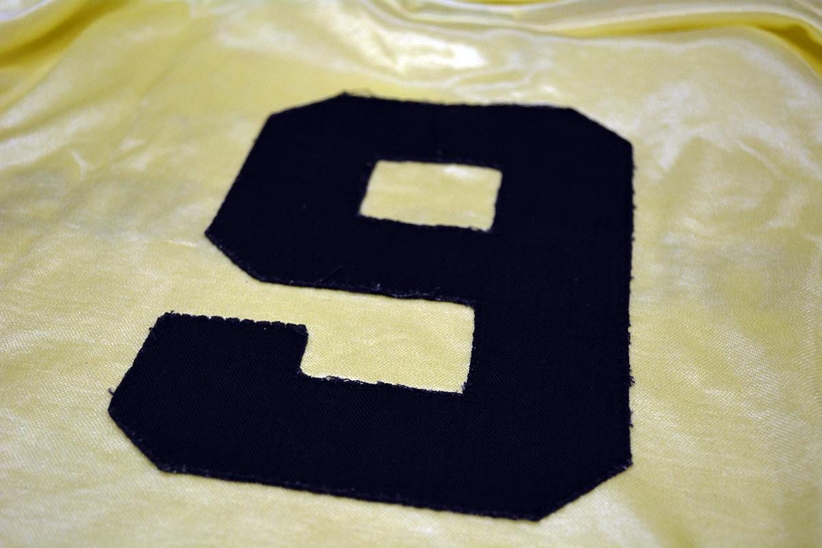 1983 - 1984, Puma Feyenoord Shirt, Uit (7)