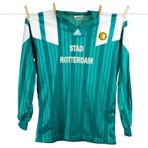 1993 - 1994, Feyenoord europacup uitshirt 'Stad Rotterdam'