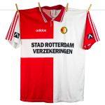 1995 - 1996, Feyenoord wedstrijd gedragen thuisshirt