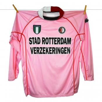 2002 - 2003 Feyenoord - Roze Keepersshirt