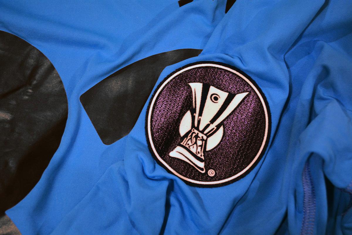 2008 - 2009, 100 jaar jubileum, Feyenoord Keepersshirt, Nr 32, Rob van Dijk