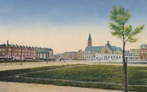 Afrikaanderplein Rotterdam 1908