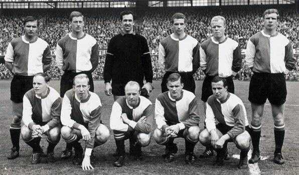 Feyenoord Elftalfoto 1965 - 1966
