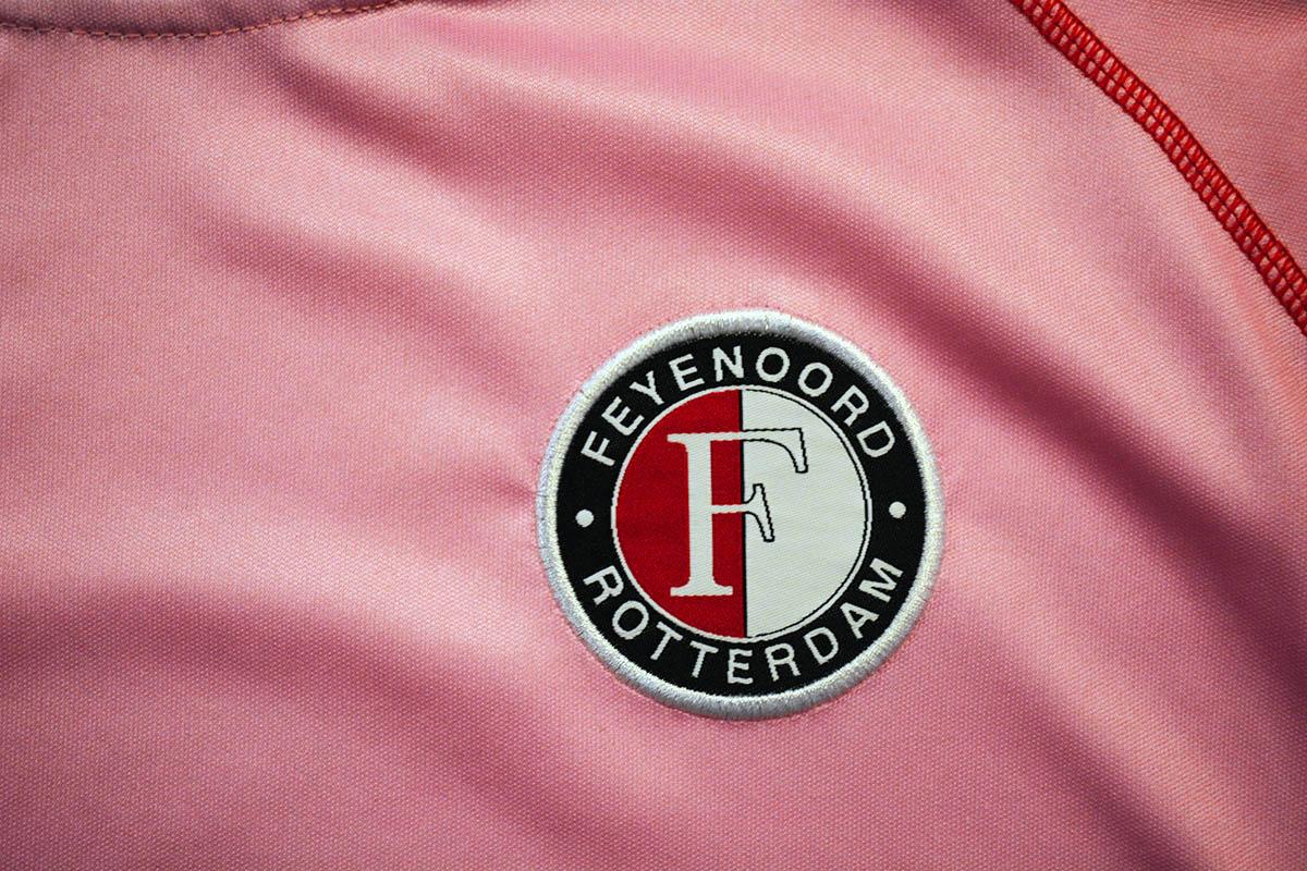 Feyenoord Roze Keepersshirt 2002 - 2003 (7)