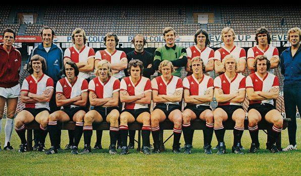 Feyenoord selectie 1973-1974