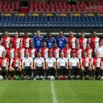Feyenoord Elftalfoto 2015 - 2016