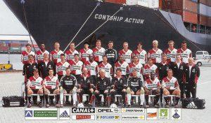 Feyenoord selectie 1999 - 2000