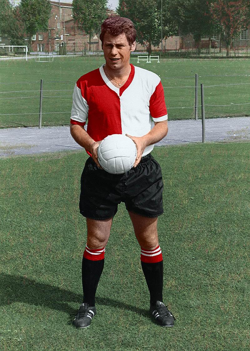 Frans Hasil, Feyenoord 1969 - 1970 (1)
