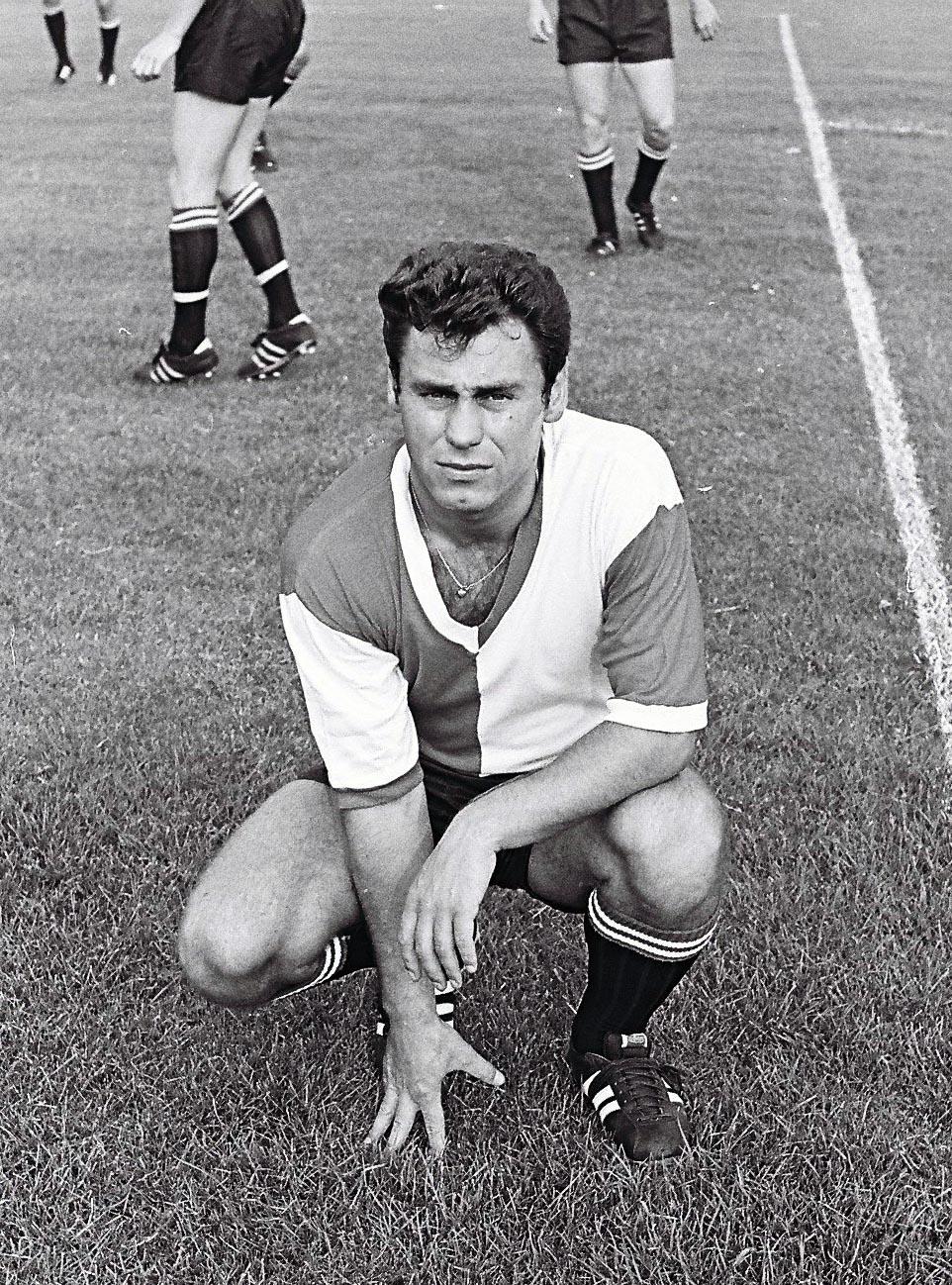 Frans Hasil, Feyenoord 1969 - 1970 (2)