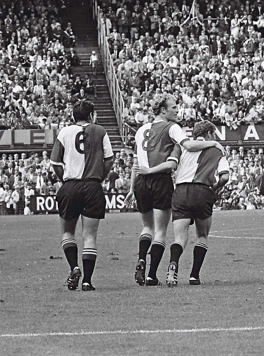 Frans Hasil, Feyenoord 1969 - 1970 (3)
