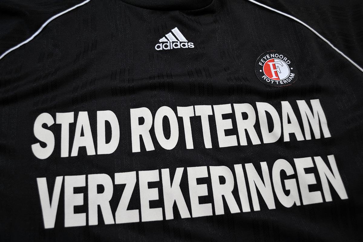 Jerzy Dudek 1998 - 1999 Feyenoord Kampioensshirt Keepersshirt